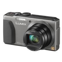Panasonic Lumix DMC-ZS30 Digital Camera (Silver)