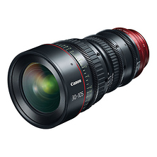 CN-E30-105mm T2.8 L S Telephoto Cinema Zoom Lens with EF Mount Image 0