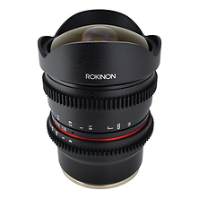 8mm T/3.8 Fisheye Cine Lens for Sony E Image 0