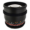Rokinon | 85mm T/1.5 Cine Lens for Nikon | CV85MN
