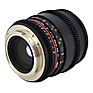 85mm t/1.5 Aspherical Lens for Sony Alpha with De-Clicked Aperture and Follow Focus Fixed Lens Thumbnail 2