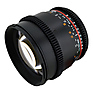85mm T/1.5 Cine Lens for Sony E Mount Cameras Thumbnail 3