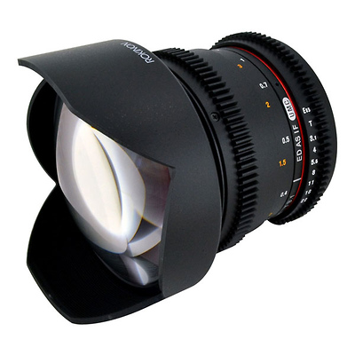 14mm T/3.1 Cine Lens for Canon Image 0
