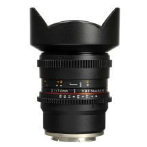 Rokinon 14mm T3.1 Cine ED AS IF UMC Lens for Sony E