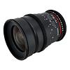 Rokinon | 35mm T/1.5 Cine Lens for Nikon | CV35N