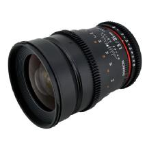 Rokinon 35mm T/1.5 Cine Lens for Nikon