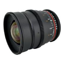 Rokinon 24mm T/1.5 Cine Lens for Nikon