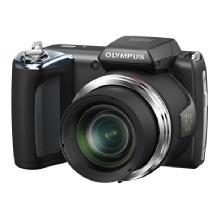Olympus SP-620UZ Digital Camera (Black)