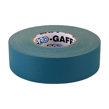 1/2 In. Pro Gaffers Tape (Teal, 45 Yds) Image 0