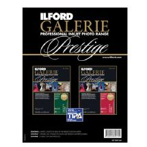 Ilford 8.5 x 11 Inches Prestige Smooth/Pearl Sample Pack (6Pk, Black)