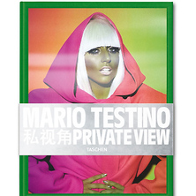 Mario Testino. Private View - Hardcover Image 0