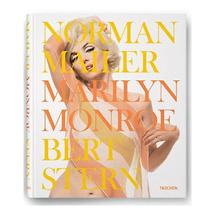 Taschen Marilyn Monroe By Norman Mailer & Bert Stern