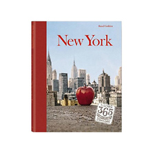 365 Day-by-Day New York Calendar - Hardcover Image 0