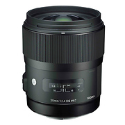 35mm f/1.4 DG HSM Art Lens for Nikon F