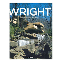 Taschen Wright by Bruce Brooks Pfeiffer