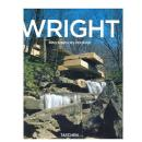 Taschen | Wright by Bruce Brooks Pfeiffer | 9783822827574