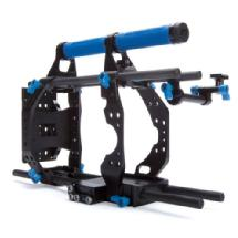 Redrock Micro UltraCage Blue 15mm Cinema Bundle for Canon C300