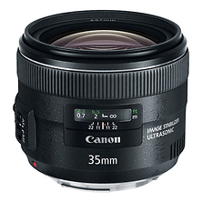 EF 35mm f/2.0 IS USM Standard Prime Lens Image 0