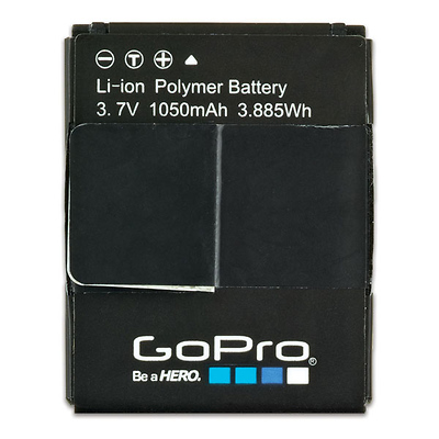 Rechargeable Battery for HERO 3 Image 0