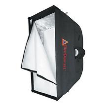 Photoflex SilverDome NXT Medium Softbox 24x32x17 In.(61x81x43cm) - Open Box*