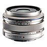 17mm f/1.8 M.ZUIKO Wide-Angle Lens for Micro Four Thirds Mount (Sliver) Thumbnail 0