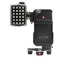 Manfrotto | KLYP Case for iPhone 4/4S + ML240 LED Light + POCKET Tripod | MKPLKLYP0