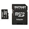 Patriot Memory | 32GB Class 10 MicroSDHC Flash Memory Card | PSF32GMCSDHC10