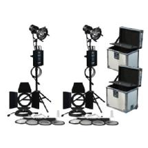 K 5600 Lighting Joker-Bug 800W HMI 2 Case Pair Kit (90-265VAC)