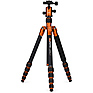 Roadtrip Travel Tripod Kit (Orange)