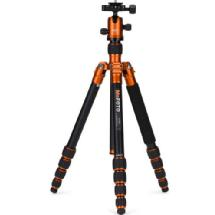 MeFOTO Roadtrip Travel Tripod Kit (Orange)