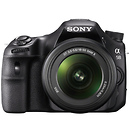 Sony | Alpha SLT-A58 Digital SLR Camera with DT 18-55mm f/3.5-5.6 SAM II Lens | SLTA58K