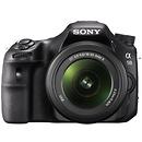 Sony   Alpha SLT-A58 Digital SLR Camera with DT 18-55mm f/3.5-5.6 SAM II Lens   SLTA58K