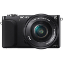 Sony | Alpha NEX-3N Mirrorless Digital Camera with 16-50mm Lens (Black) | NEX3NL/B