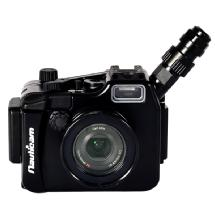 Nauticam NA-RX100V Housing for Sony Cyber-Shot DSC-RX100 Digital Camera