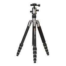 RoadTrip Carbon Fiber Travel Tripod Kit (Titanium) Image 0