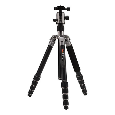 GlobeTrotter Travel Tripod Kit (Titanium) Image 0
