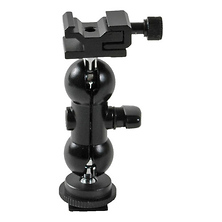 3.5 In. Mini-Arm with Adjust Accessory Shoe Image 0