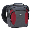 Velocity 7z Photo Sling Pack - Dark Gray/Burgandy