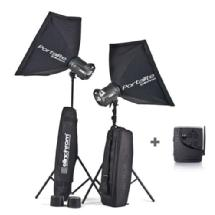 Elinchrom BRX 500/500 2-Light To Go Kit