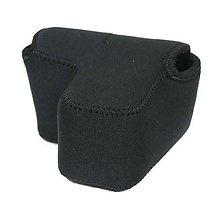 Digital D Soft Pouch - Offset (Black) Image 0