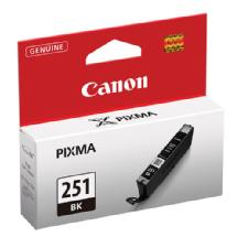 Canon CLI-251BK Standard Capacity Ink Tank (Black)