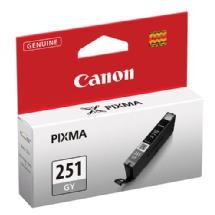 Canon CLI-251GY Standard Capacity Ink Tank (Gray)