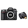 D7100 Digital SLR Camera Body with WU-1a Wireless Mobile Adapter Thumbnail 0