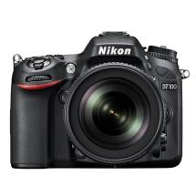 Nikon D7100 Digital SLR Camera with 18-105mm f/3.5-5.6G ED VR DX Lens