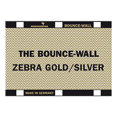 Bounce-Wall (Zebra Gold/Silver) Image 0