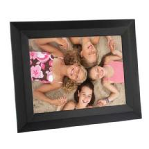 Sunpak 15 In. Digital Black Photo Frame