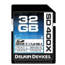 Delkin Devices | 32GB SDHC 400X UHS-I Memory Card | DDSD40032GB