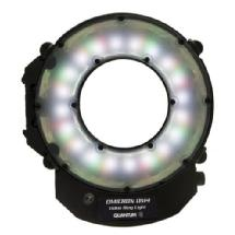 Quantum Instruments OMICRON 4 LED Video Ring Light