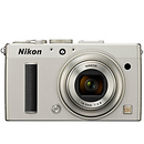 Nikon | COOLPIX A Digital Camera (Silver) | 26424