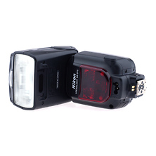 SB-910 TTL AF Shoe Mount Speedlight - Pre-Owned Image 0